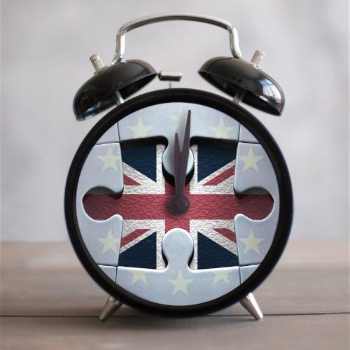 Brexit Deadline, Jigsaw Clock