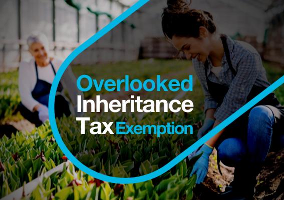 Inheritance Tax Exemption Image Square