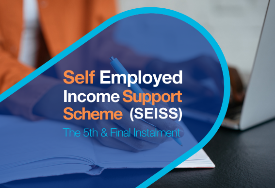 Self Employed Income Support Scheme (SEISS)