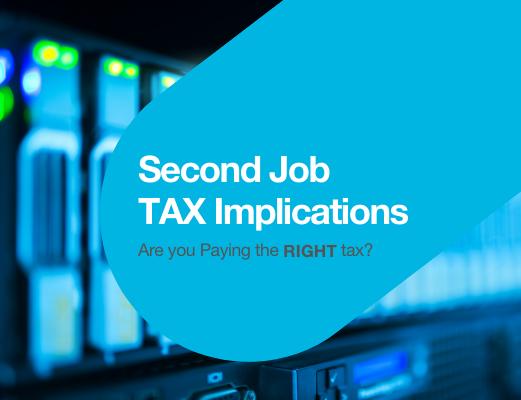 Second Job Tax Implications