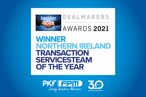 Transaction Services Winners