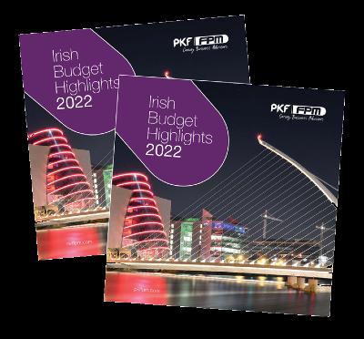 Irish Budget 2022 Booklet