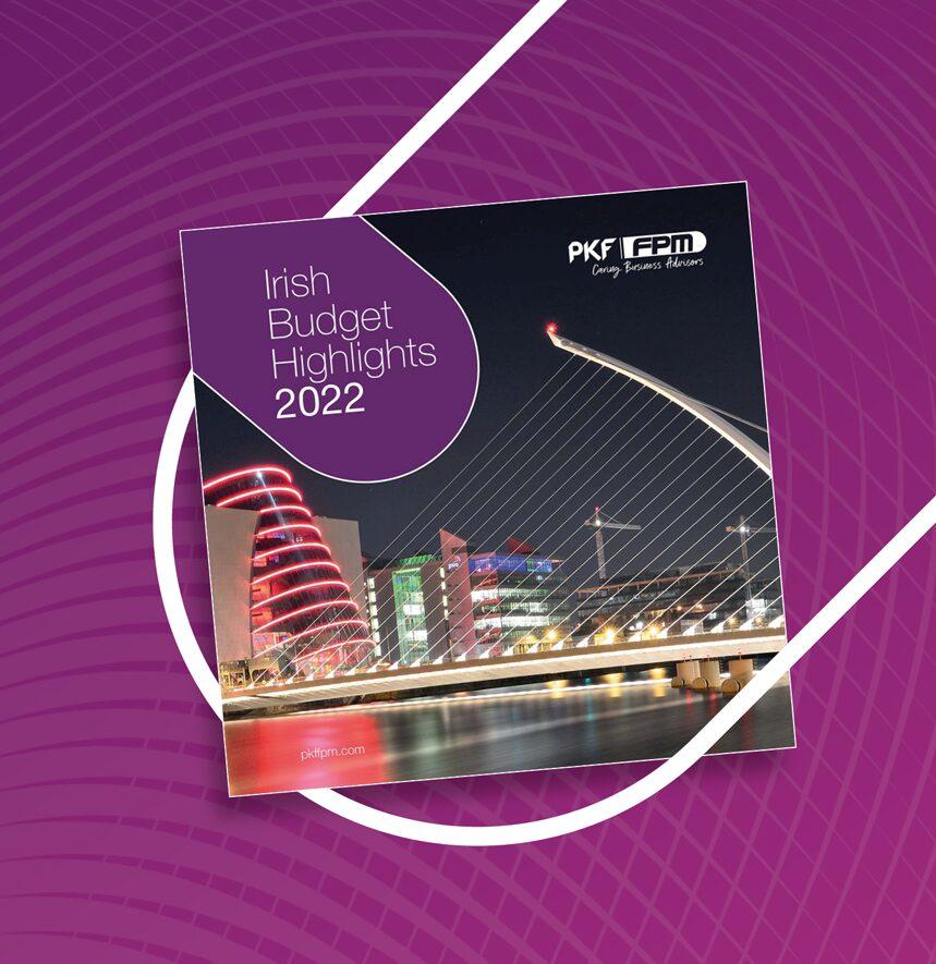 Irish Budget 2022 Website Square